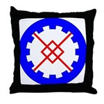 Innilgard populace Throw Pillow
