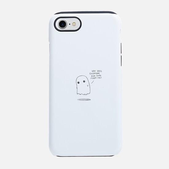 Misunderstood Ghost iPhone 7 Tough Case