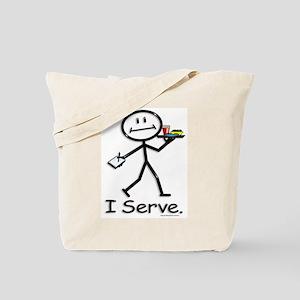 BusyBodies Server Tote Bag