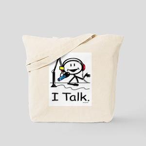 BusyBodies Radio Talk Show Host Tote Bag