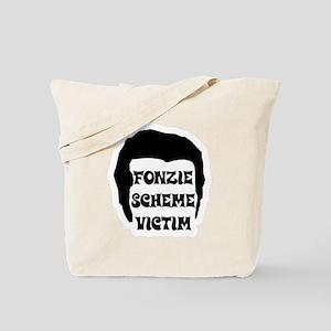 Fonzie Scheme Victim Tote Bag