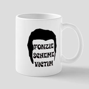 Fonzie Scheme Victim Mug
