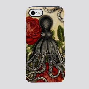 Tentacles And Roses iPhone 7 Tough Case