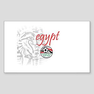 The Pharaohs Rectangle Sticker