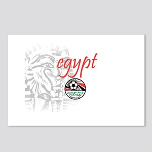 The Pharaohs Postcards (Package of 8)