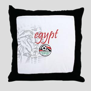 The Pharaohs Throw Pillow
