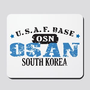 Osan Air Force Base Mousepad
