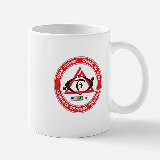 TeamHopkins Circle Mug