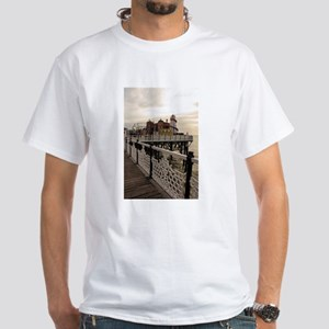 Brighton White T-Shirt