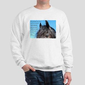 Friesian Bliss Sweatshirt