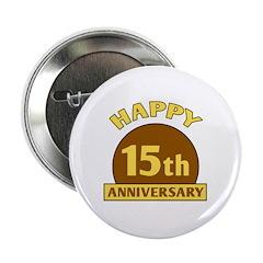 15th Wedding Anniversary 2.25