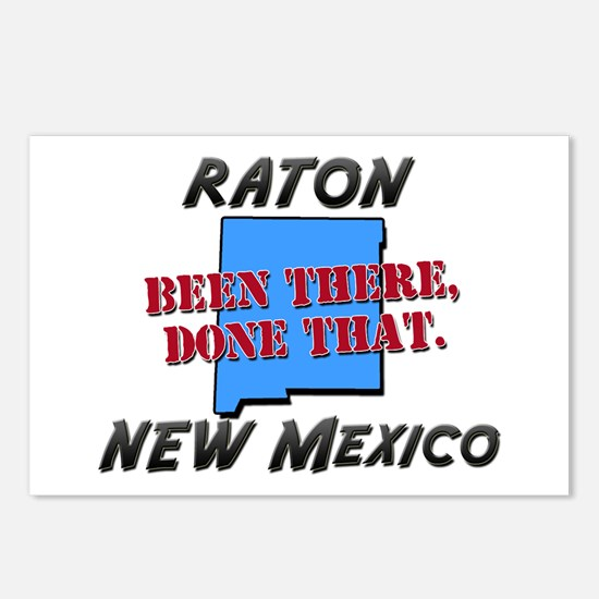 raton new mexico - been there, done that Postcards
