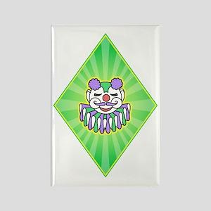 clownD Rectangle Magnet
