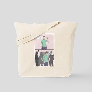 Why i am like a cat Tote Bag