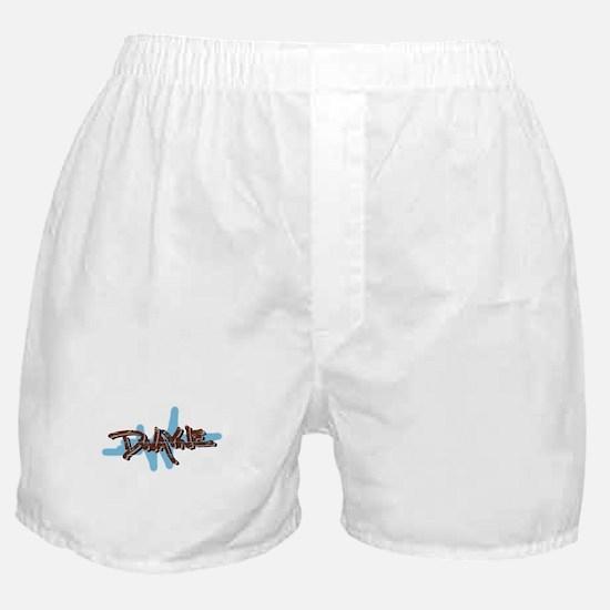 Dwayne's Boxer Shorts