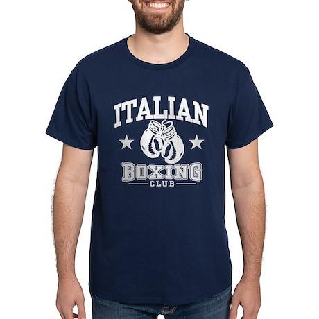 Italian Boxing Dark T-Shirt