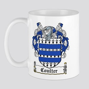 Coulter Coat of Arms Mug