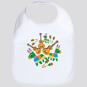 Cheerful Cinco de Mayo Bib