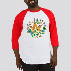 Cheerful Cinco de Mayo Baseball Jersey