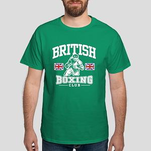 British Boxing Dark T-Shirt