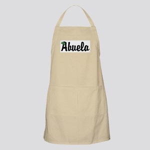 Abuela Holiday Holly Apron