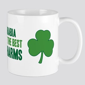 Saudi Arabia lucky charms Mug