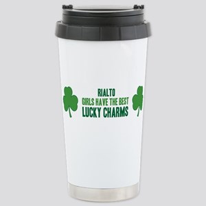 Rialto lucky charms Stainless Steel Travel Mug