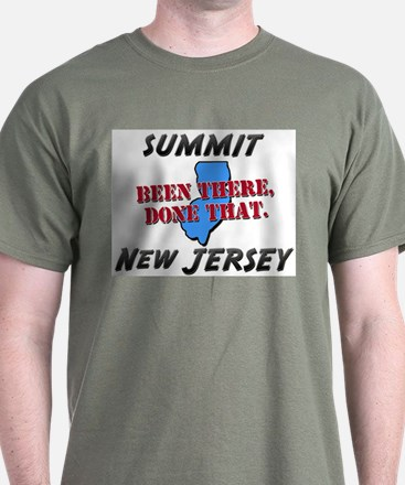 summit new jersey - been there, done that T-Shirt