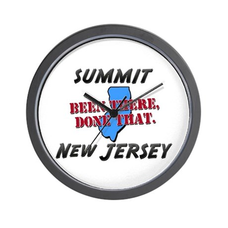 summit new jersey - been there, done that Wall Clo