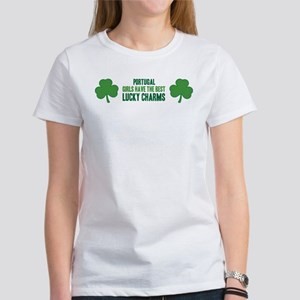 Portugal lucky charms Women's T-Shirt
