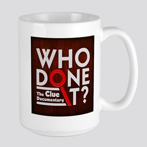 Who Done It? - The Clue Documentary Mugs