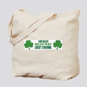 Long Beach lucky charms Tote Bag