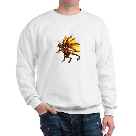 Yellow Dragon Sweatshirt
