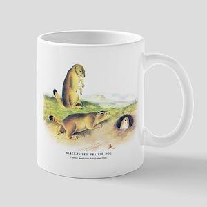 Audubon Prairie Dog Animal Mug