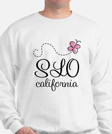 Pretty SLO California Sweatshirt