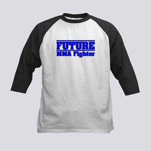 Future MMA Fighter Kids Baseball Jersey