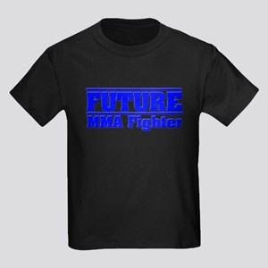 Future MMA Fighter Kids Dark T-Shirt
