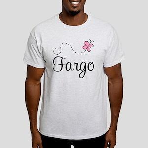 Pretty Fargo North Dakota Light T-Shirt