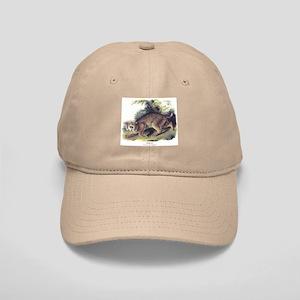 Audubon Bobcat Animal Cap 8bcb9d0568e4