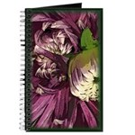 Magic Purple Dahlia Journal