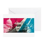 PC Metroliner Greeting Cards (Pk of 10)