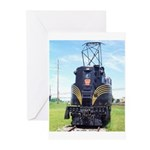 PRR GG1 4800-FRONT Greeting Cards (Pk of 10)