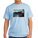 'Monhegan' Ash Grey T-Shirt