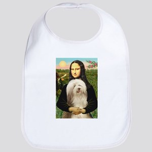 Mona / Bearded Collie #16 Bib