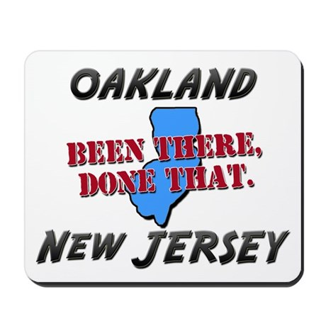 oakland new jersey - been there, done that Mousepa