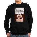 VeryRussian.com Sweatshirt (dark)