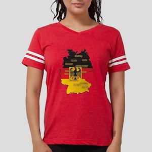 Germany Map T-Shirt