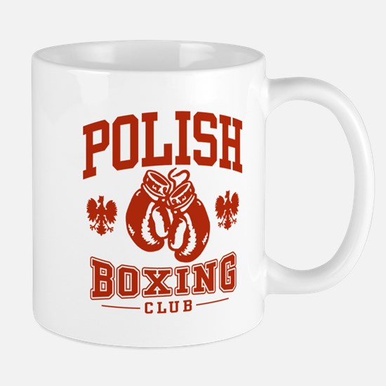 Polish Boxing Mug