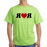 VeryRussian.com Green T-Shirt