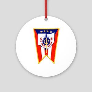 SSBN 726 Ohio Ornament (Round)